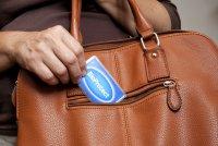 BioProtect Card v kabelke