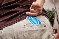 BioProtect Card - ochrana pred elektrosmogom vo vrecku